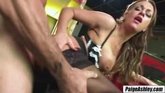 Naughty Seductive Chick Rides Her Dildo Thumb