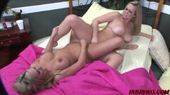 Hot Trisha and Lexie and Savana, lesbians in action Thumb