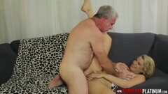 Busty Lichelle Marie riding POV after blowjob Thumb