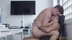 Steamy Tight Pussy Fucked And Cumshot Facial Thumb