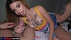 Amateur Hot Blonde Teen Plays With Pussy on Camera HQ Thumb