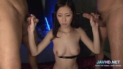 Asian Girlfriend Fucked in The Woods Thumb