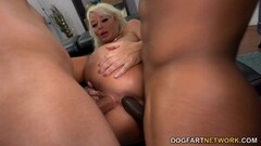 Hot BBW Makes the Handjob very Easy to do and to Finish Thumb