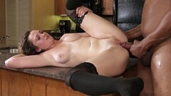 Hot student Mia seduces her sweet Principal London Thumb
