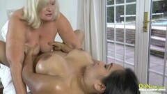 Steamy Table top masturbation whore Thumb