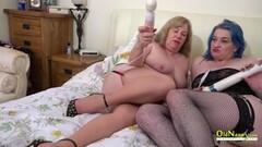 Kinky Vibrator Fun with Mature Scarlett O Ryan Thumb