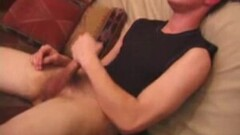 AMATEUR EURO - Romanian Mature Gets Mean Anal Casting Thumb