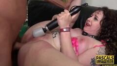 Horny Ms Paris Rewards the Voyeurs in Her Parks Thumb