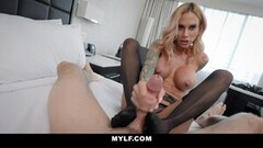 LETSDOEIT - MILF Seduces And Fucks Stranger Thumb