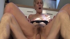 Porn legend Sasha takes the cock deep in her slit Thumb