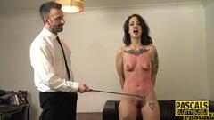 Kinky Teacher Nina Elle pounded in the classroom Thumb