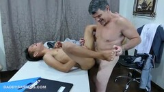 LETSDOEIT - Shy Teen Takes Dick Passionately at Fab Casting Thumb