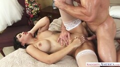Sexy babes sucking naked guys dick Thumb