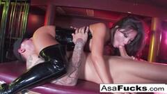 Kinky Anal MILF Orgy and Teen Threesome Compilation Thumb