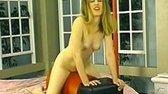 Black Slut Porsha Carrera Rides a BBC Thumb