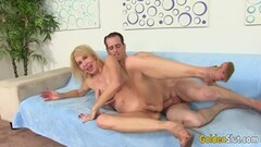 Naughty German anal double penetration outdoor with milf latina Thumb
