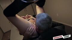 Cute Casey gets guidance of hot fuckhole Kirk Thumb