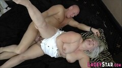 Skinny gamer Miley Cole hammered in her hot pussyhole Thumb