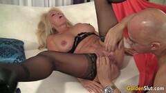 Horny Teen Bunnie Hughes tries porn Thumb