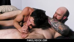 Kinky Latin Boy Odel Gets His Dick Sucked Thumb