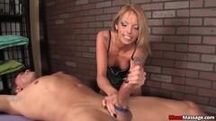 Hot babes giving sensual massage Thumb