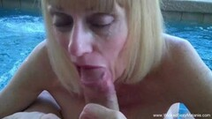 Fresh Tonguers by Sapphic Erotica service in the kitchen Thumb
