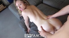 Spunk craving Ava Taylor and Carrie Brooks fucked hard Thumb