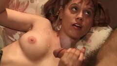 Sexy urobabe fucks and suck old geezer Thumb