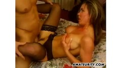 Super hot blondie rubbing her pussy on cam Thumb