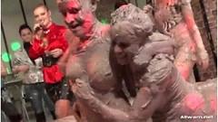 Mud wrestling girls Thumb