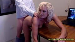 Hot Stripper MILF Knows How to Pay Off Debts Thumb