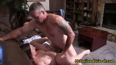 Steamy Mommy Catches Daddy with Their Daughter Thumb