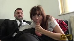 Kinky Cuck Joins To DP Fuck Succulent Cherri Thumb