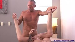 Kinky McKenzie treats Marcus from London Like Royalty Thumb