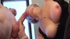 Kinky 83 years old mom fucked by stepson Thumb