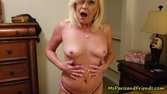 Hot MILF Loses to WIN the Stripping Card Game Thumb