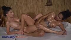 Hot Big ass Latina Canela Skin lesbian Thumb