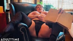 Naughty Courtney Trouble Solo Ass Play Thumb