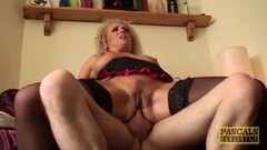 PASCALSSUBSLUTS - Rebecca Smyth Butt Dominated By Master Thumb