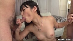 Hot Tomomi Motozawa sucks dicks, uncensored Thumb