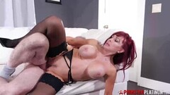 Naughty Vanessa Smashed By Old Big Cock Thumb