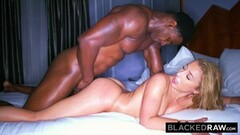 BLACKEDRAW Blonde GF is freaked by BBC Thumb