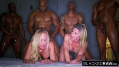BLACKEDRAW These two wives needed more than the usual monthly BBC Thumb