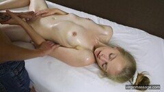 Naughty Pussy virgin massage rubbing orgasms Thumb