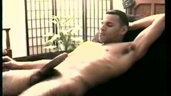 Horny Straight Boy Dino Cums 2 Times Thumb