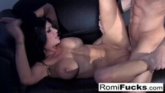 Frisky tease followed by hard sex with Hot Romi Rain! Thumb