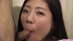 Naughty Mio Kuroki Ends up Sucking Dick Thumb