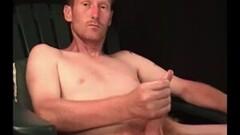 Frisky Mature Amateur Ronnie Jacking Off Thumb