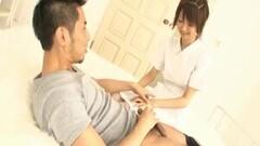 Naughty Miriya Hazuki Arousing Japanese Thumb