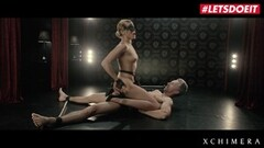 Hot Fetish Sex With Serbian Blonde MILF Thumb